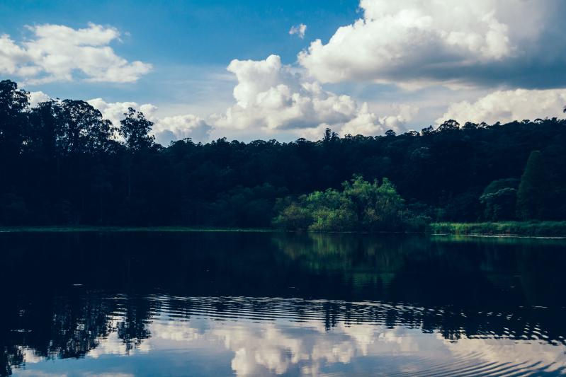 Lago principal, 16h