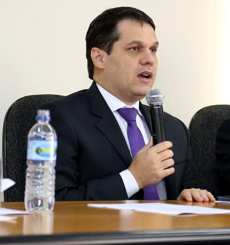 Dr. Mozart Gramiscelli Ferreira, Presidente da OAB/Rio Claro.