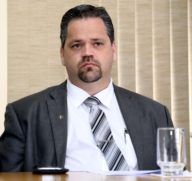 Dr. Adriano Flabio Nappi, Presidente da Comissão de Direitos Humanos da OAB/Piracicaba.