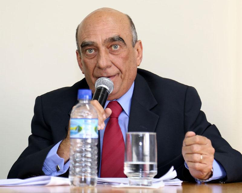 Dr. Orlando de Pilla Filho, Presidente da Comissão de Direitos Humanos da OAB/Rio Claro.