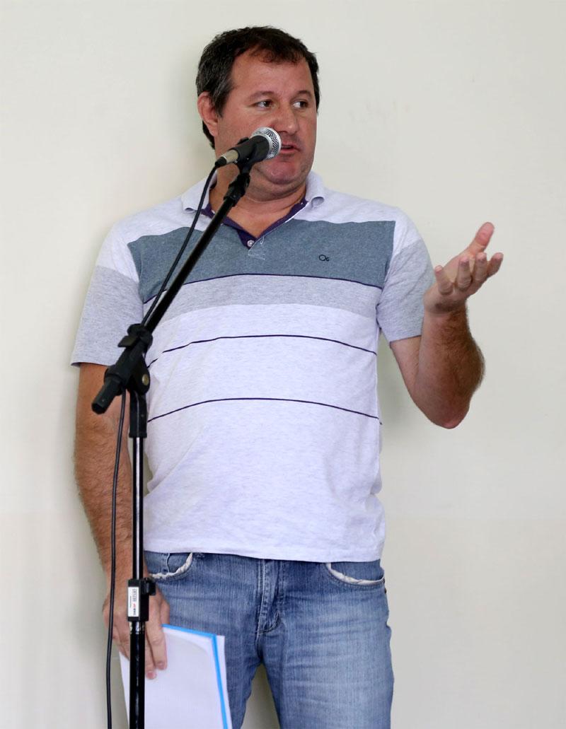 Wagner Botteselli do Conselho Tutelar de Rio Claro.