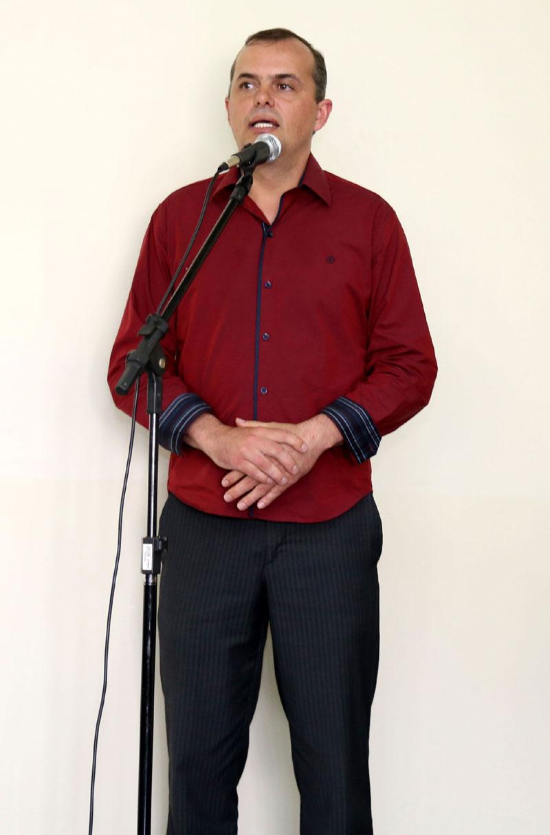 Fabio Camuri da Comunidade Terapêutica Peniel de Rio Claro.