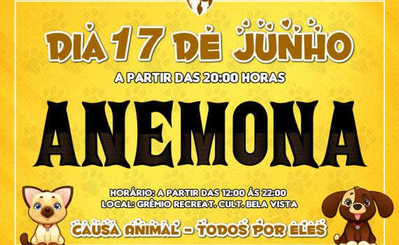 banda anemona